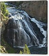 Gibbon Falls I Canvas Print