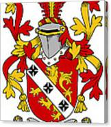 Gibbons Coat Of Arms Irish Canvas Print
