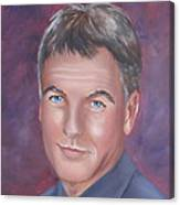Gibbs Of Ncis Canvas Print