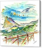 Gibraltar 02 Canvas Print