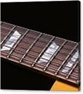 Gibson Les Paul Canvas Print
