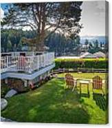 Gig Harbor View 1 Canvas Print