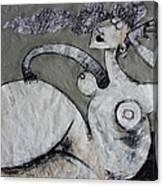 Gigantes No. 13 Canvas Print