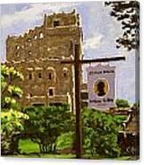 Gillette Castle East Haddam Connecticut Canvas Print