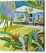 Ginger Cottage Canvas Print
