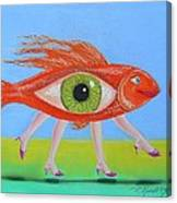Ginger Fish Canvas Print