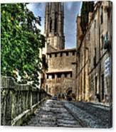 Girona Spain Canvas Print