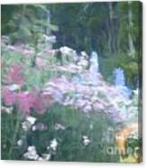 Giverny North Number Nine Canvas Print