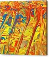 Gla Mour Canvas Print