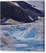 Glacial Meltwater 1 Canvas Print