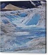 Glacial Meltwater 2 Canvas Print
