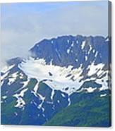 Glacier 1 Canvas Print