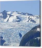 Glacier 12 Canvas Print