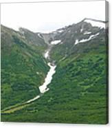Glacier 14 Canvas Print
