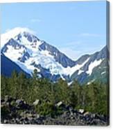 Glacier 4 Canvas Print