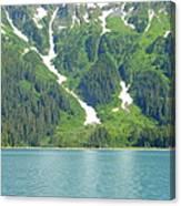 Glacier 9 Canvas Print