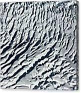 Glacier Abstract Canvas Print