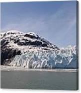 Glacier Bay 1 Canvas Print