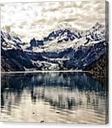 Glacier Bay Landscape - Alaska Canvas Print