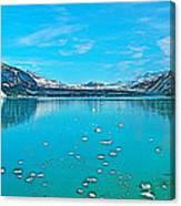 Glacier Bay National Park-alaska Canvas Print