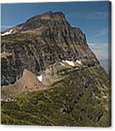 Glacier National Park Panorama Canvas Print