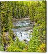 Glacier National Park Splendor Canvas Print