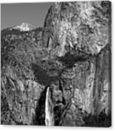 Glacier Point View 1 Canvas Print