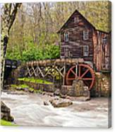 Glade Creek Canvas Print
