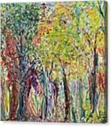 Glade Canvas Print