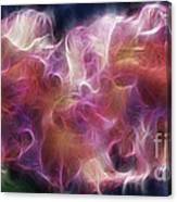 Gladiola Nebula Canvas Print