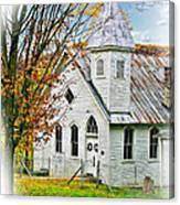 Glady Presbyterian 2 Canvas Print