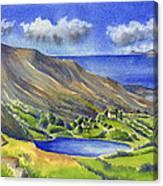 Glanlough Canvas Print