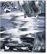 Glasholes Canvas Print