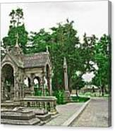 Glasnevin Cemetery 2 Canvas Print