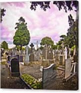 Glasnevin Cemetery Canvas Print