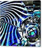 Glass Abstract 132 Canvas Print