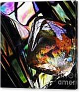 Glass Abstract 314 Canvas Print