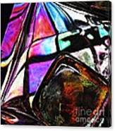 Glass Abstract 316 Canvas Print
