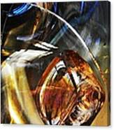 Glass Abstract 476 Canvas Print
