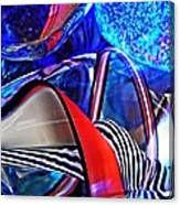 Glass Abstract 503 Canvas Print