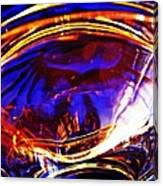 Glass Abstract 554 Canvas Print