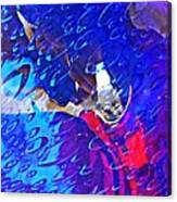 Glass Abstract 597 Canvas Print