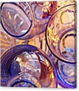 Glass Abstract 620 Canvas Print