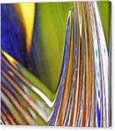 Glass Abstract 743 Canvas Print