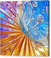 Glass Abstract 767 Canvas Print