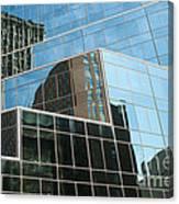 Glass Art Canvas Print