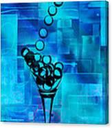 Glass Balls Canvas Print
