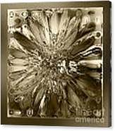 Glass Block Canvas Print