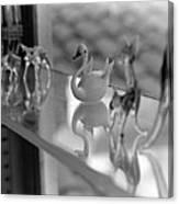 Glass Miniatures Canvas Print