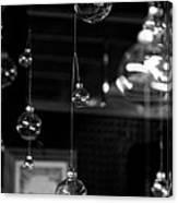 Glass Ornaments Canvas Print